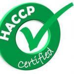 certificato haccp