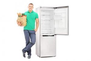 spesa frigorifero
