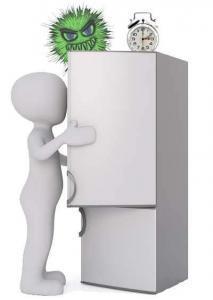 conservazione in frigorifero